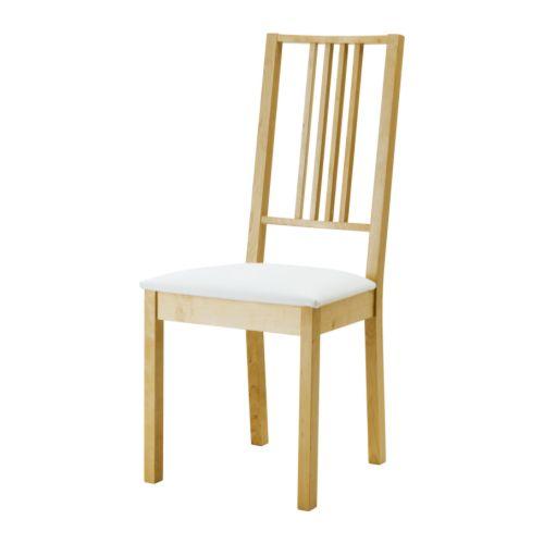 Стілець з м'яким сидінням, прозорий, бук